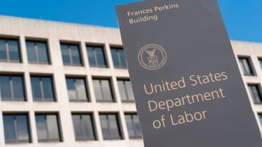 The US Department of Labor Building