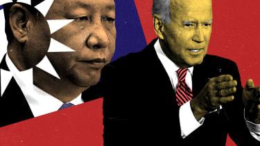 President Biden and Xi Jinping.