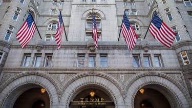 The Trump International Hotel in Washington, D.C.