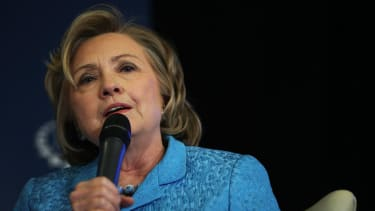 Hillary Clinton's publisher unveils her book cover, title