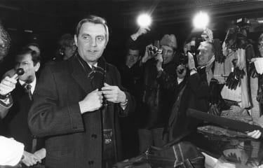 Walter Mondale in 1976