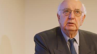 Paul Volcker.