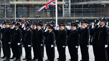 British police.