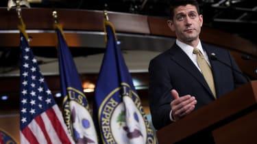 Paul Ryan could loop a DACA deal into the December spending bill.