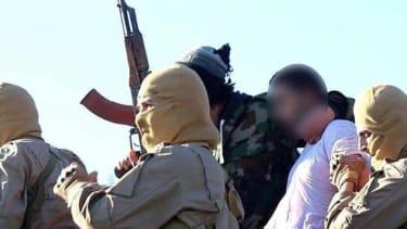 ISIS shoots down Jordanian warplane, captures pilot
