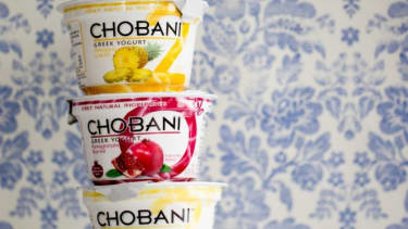 The dark side of Greek yogurt.