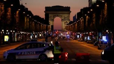 A shooting rocked the Champs-Élysées in Paris.