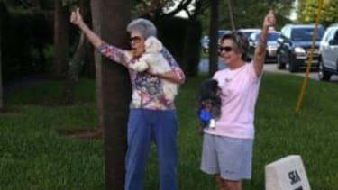 Bark if you love Romney