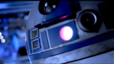 No, this 'leaked Star Wars: Episode VII trailer' isn't real