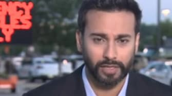 TV news reporter describes being tear gassed by Ferguson police