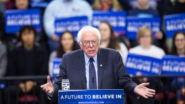 Bernie Sanders is losing, The Washington Post reminds people