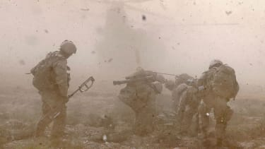 Two U.S. soldiers killed in Afghanistan military action.