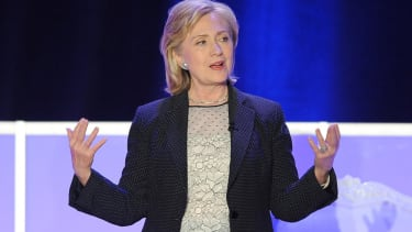 Hillary Clinton explains how she and Bill aren't 'truly well off'