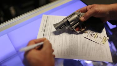 Suggesting stricter gun control can cause people to purchase guns.
