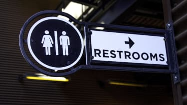 """The Trump administration on Friday dropped a lawsuit against North Carolina over it's so-called """"bathroom bill."""""""