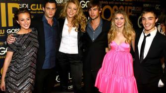 Gossip Girl cast in 2007.