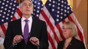 NBC poll: Democrats ahead in two Senate swing seats