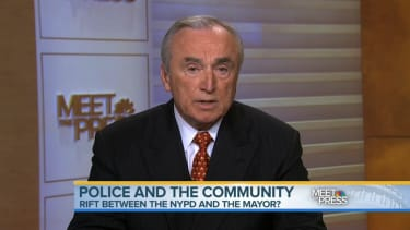 NYPD Commissioner Bill Bratton: Cops feel 'under attack from the federal government'