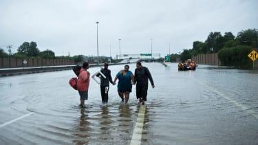 Houston's devastating flood.