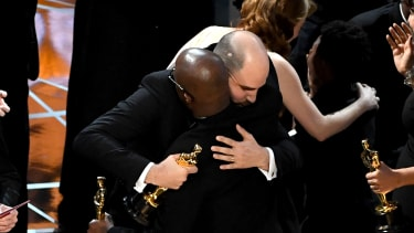 A gracious moment.
