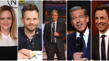 The race to replace Jon Stewart is on