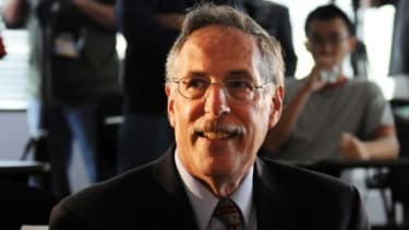 MIT professor Peter Diamond
