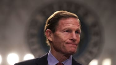 Sen. Richard Blumenthal is suing Trump, along with 196 other Democrats in Congress