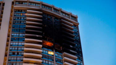 Deadly Honolulu apartment fire