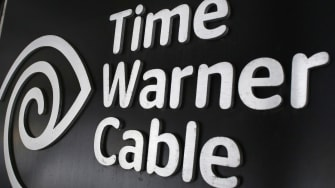 The Time Warner Cable corporate logo