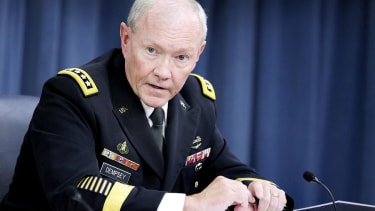 Top U.S. general arrives in Baghdad to 'get a sense' of ISIS operations