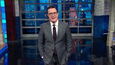 Stephen Colbert tackles the Flynn affair