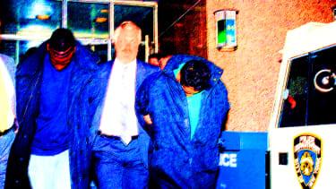 Central Park Five suspects.