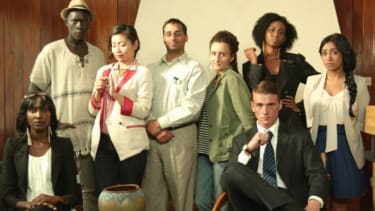 """Kenya's """"The Office"""""""
