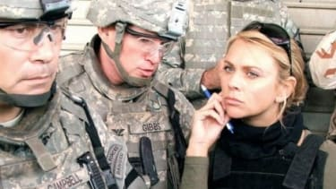 CBS chief foreign correspondent Lara Logan, who has spent years reporting from war zones, is recuperating after her brutal attack in Egypt.