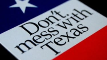 Rest easy, Texas