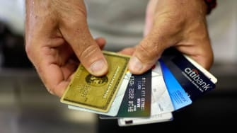 Credit card companies buy airline miles.
