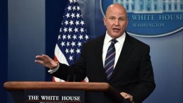 National Security Advisor H. R. McMaster.