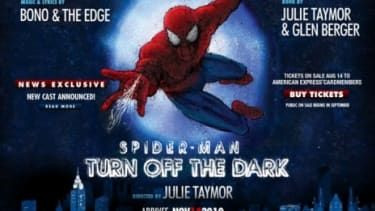 The musical will be roughly based on the plot from the first Spider-Man movie, but will also feature a number of new villians.