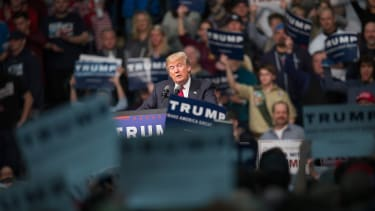 Donald Trump cannot solely rely on one group of people to win the election.