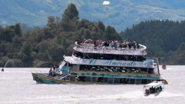 The El Almirante.