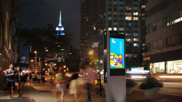 New York City will turn all of its payphones into free, high-speed wifi hotspots