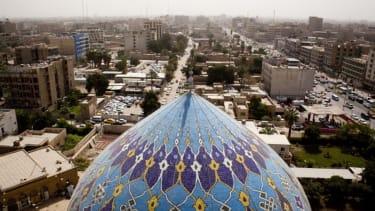 38 killed in Baghdad attacks