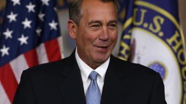 John Boehner wins third term as House Speaker