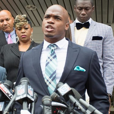 NFL upholds Adrian Peterson's suspension, denies appeal