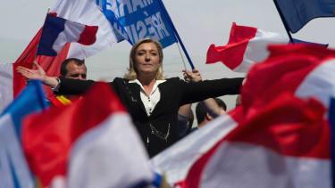 Marine Le Pen has a real shot.