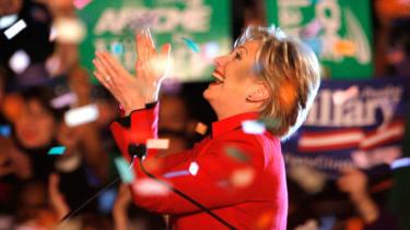 Hillary Clinton, Ohio, 2008