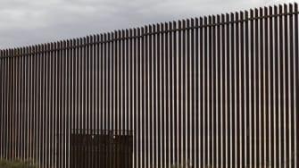 Southern border wall.