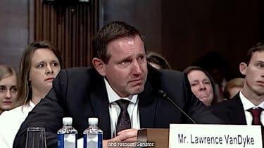 Judicial nominee Lawrence VanDyke