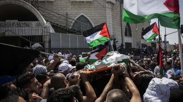Israel arrests six after Palestinian teen burned to death