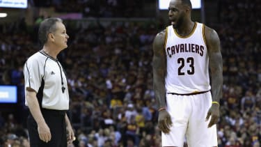The NBA referees are tired of being scapegoats.